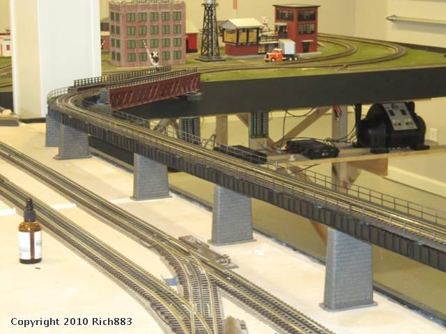 Build Terrain Model Railway