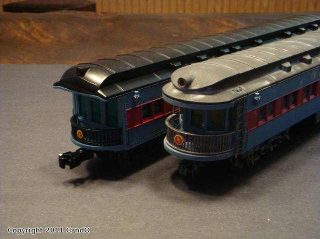 Has Anyone Customized Thier Polar Express Esp The 027 Versions
