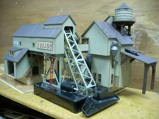 122 lionel 97 coal elevator show your pix! o gauge railroading on lionel 164 log loader wiring diagram at alyssarenee.co