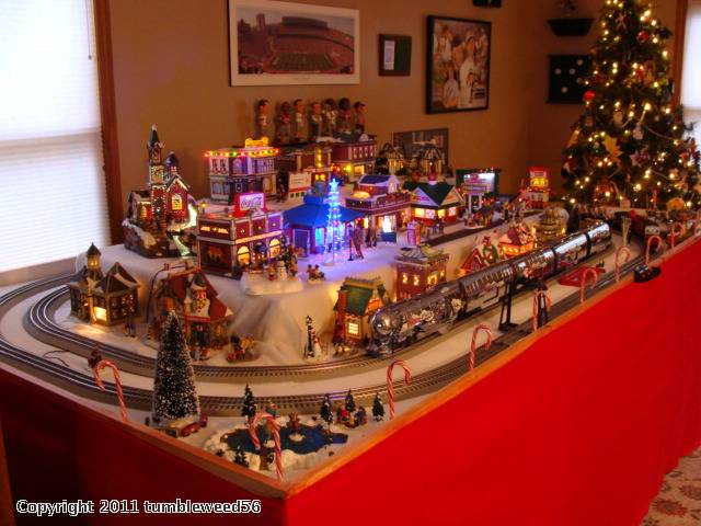 Winter Wonderland Amp Holiday Layout Contest The Winner Is